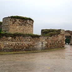 Iznik city wall