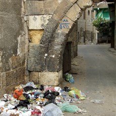 Egypt - not always clean