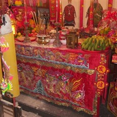 Chaozhou festival temple