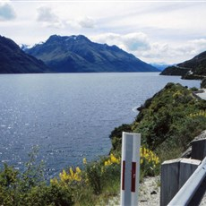 Between Lumsden and Queenstown