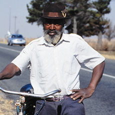 2001 Biking South Africa